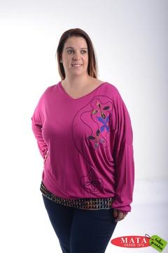Camiseta mujer 20725