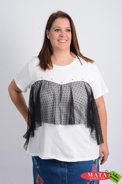 Camiseta mujer 20952