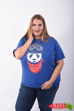 Camiseta mujer 22306