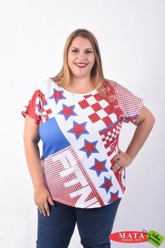 Camiseta mujer 22312