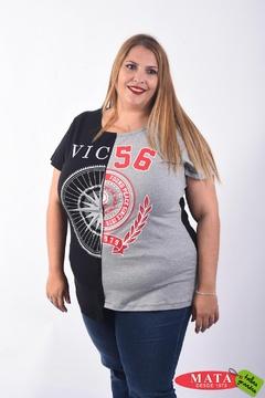Camiseta mujer 22313