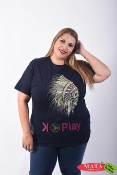 Camiseta mujer 22319