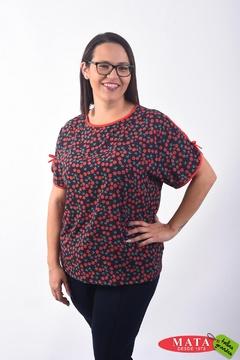 Camiseta mujer 22358