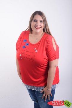 Camiseta mujer 22538