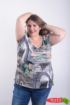Camiseta mujer 22540