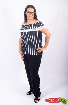 Camiseta mujer 22798
