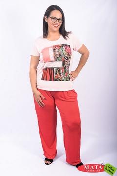 Camiseta mujer 22857