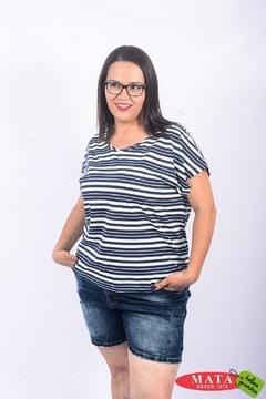 Camiseta mujer 22920