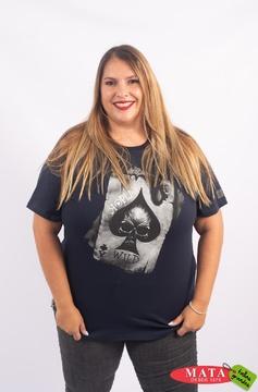 Camiseta mujer 23014