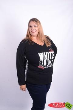 Camiseta mujer 23138