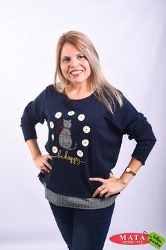 Camiseta mujer 23162
