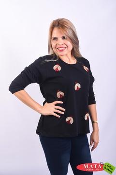 Camiseta mujer 23163