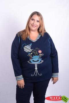 Camiseta mujer 23338