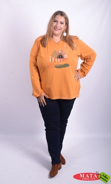 Camiseta mujer 23343