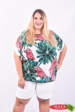Camiseta mujer 23770