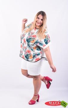 Camiseta mujer 23771