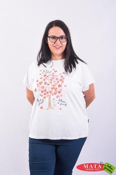 Camiseta mujer 23811