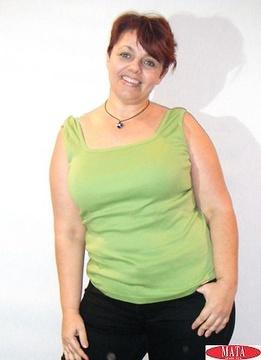 Camiseta mujer diversos colores 08281