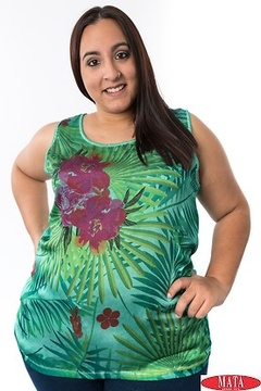 Camiseta mujer diversos colores 20296