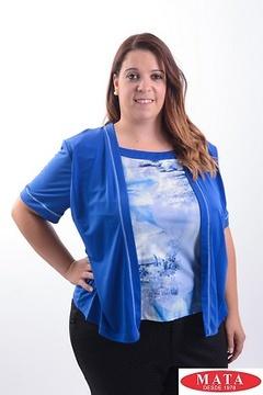 Camiseta mujer diversos colores 20352