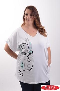 Camiseta mujer diversos colores 20374
