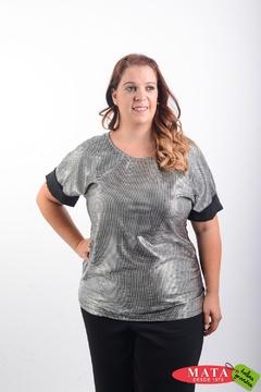 Camiseta mujer diversos colores 20477