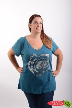 Camiseta mujer diversos colores 20504