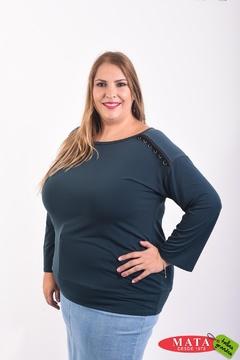 Camiseta mujer diversos colores 20547