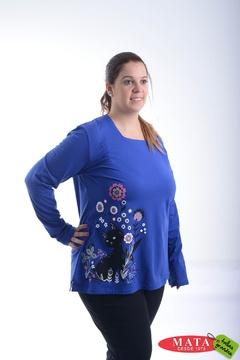 Camiseta mujer diversos colores 20723