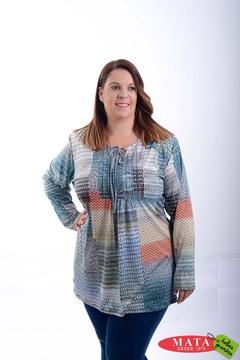 Camiseta mujer diversos colores 20788
