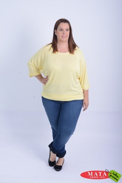 Camiseta mujer diversos colores 21140