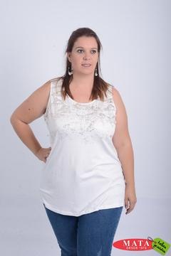 Camiseta mujer diversos colores 21183