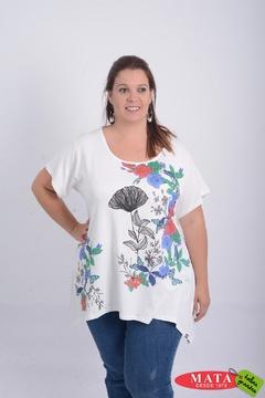 Camiseta mujer diversos colores 21185