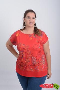 Camiseta mujer diversos colores 21194