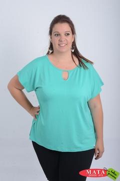 Camiseta mujer diversos colores 21196