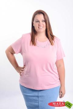 Camiseta mujer diversos colores 21319