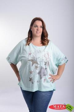 Camiseta mujer diversos colores 21395