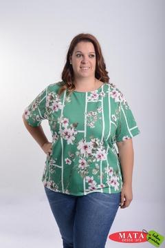 Camiseta mujer diversos colores 21405