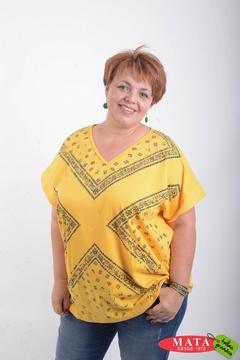 Camiseta mujer diversos colores 21551