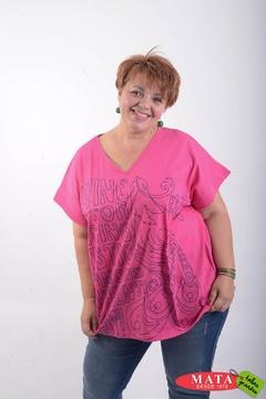 Camiseta mujer diversos colores 21552