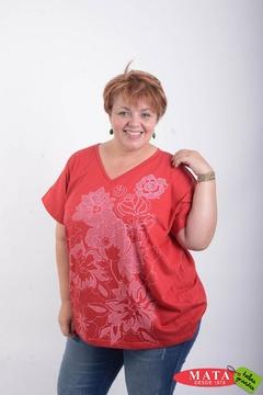 Camiseta mujer diversos colores 21554