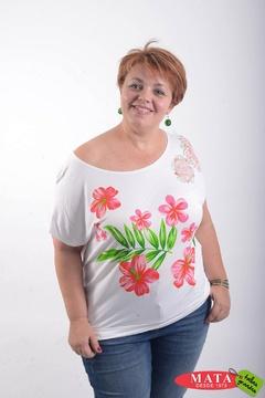 Camiseta mujer diversos colores 21588