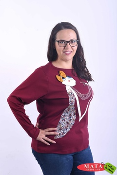 Camiseta mujer diversos colores 21790