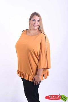 Camiseta mujer diversos colores 21806