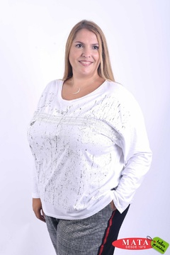 Camiseta mujer diversos colores 21853