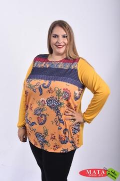 Camiseta mujer diversos colores 21953
