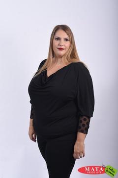Camiseta mujer diversos colores 22216
