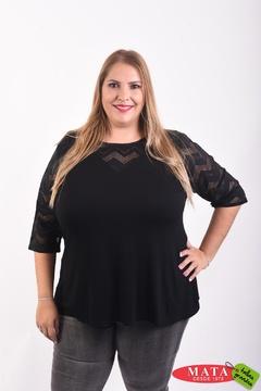 Camiseta mujer diversos colores 22251