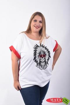 Camiseta mujer diversos colores 22314