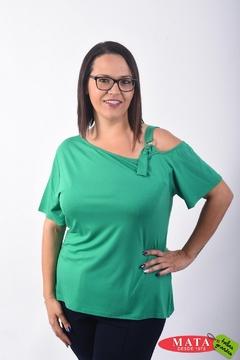 Camiseta mujer diversos colores 22354